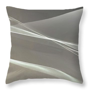 A Rush Of Wings Throw Pillow