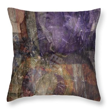 Sacrifice  Throw Pillow