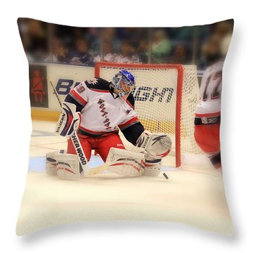 The Save Throw Pillow by Karol Livote