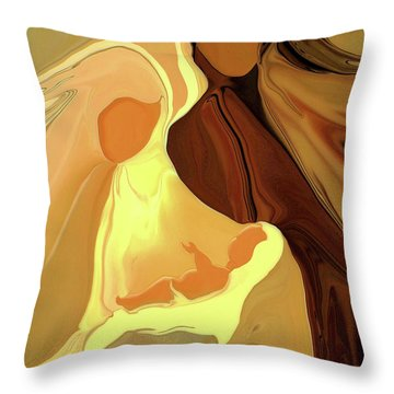 The Saviour Is Born By V.kelly Throw Pillow