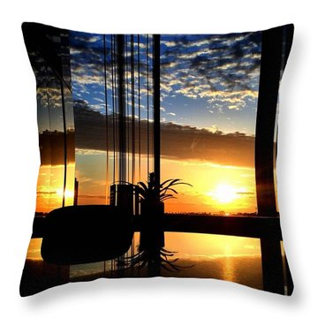 The Scene From A Throw Pillow