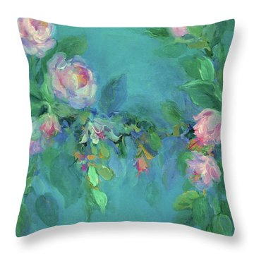 The Search For Beauty Throw Pillow