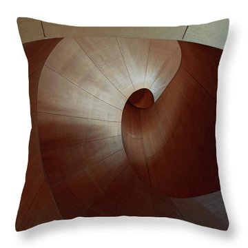 The Serpent Throw Pillow