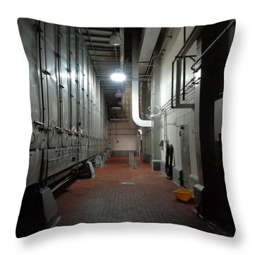 The Show Is Over Pt. II Throw Pillow