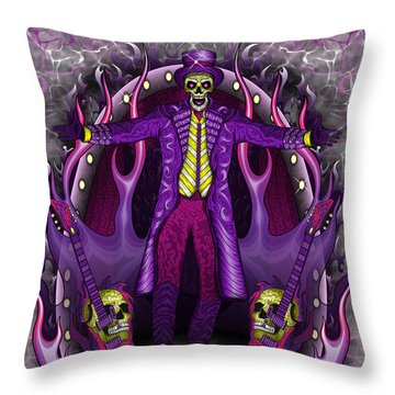 The Show Stopper Throw Pillow
