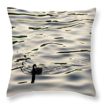 The Simple Life Throw Pillow by Alex Lapidus