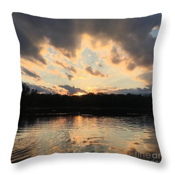 The Sky Is The Limit Throw Pillow by Jason Nicholas