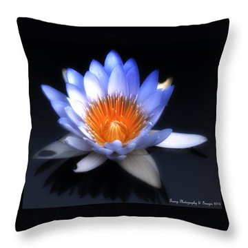 The Soft Soul Throw Pillow