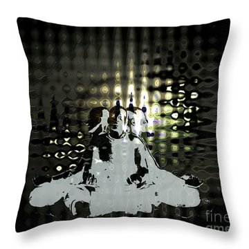 The Soul Connection Throw Pillow
