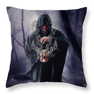 Surreal Digital Art Throw Pillows