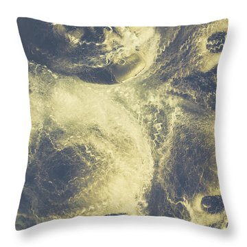 The Spiders Torture Chamber Throw Pillow by Jorgo Photography - Wall Art Gallery