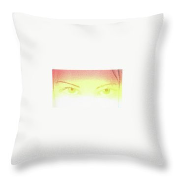 The Spirit Within Throw Pillow by Sheila Renee Parker