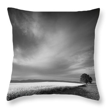 The Spring Leader Throw Pillow