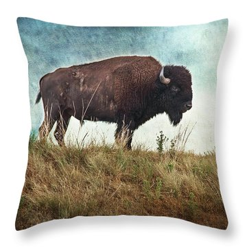 The Stance Throw Pillow