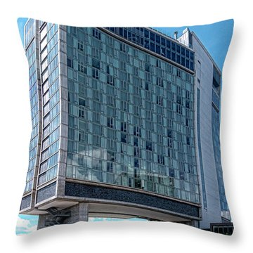 The Standard Hotel Throw Pillow
