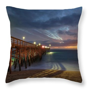 Throw Pillow featuring the photograph The Story Needs Some Mending And A Better Happy Ending by Quality HDR Photography