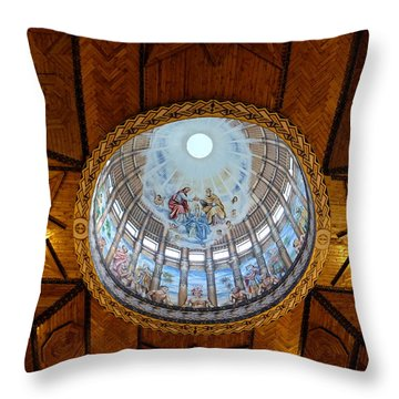 The Story Of Love Throw Pillow