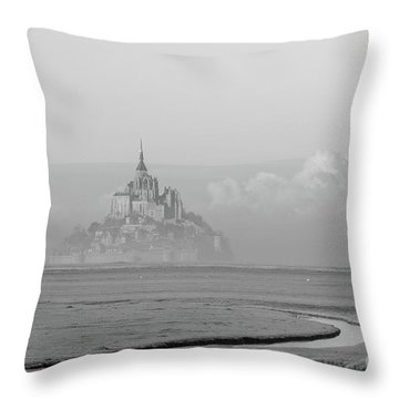 The Stuff Of Fairytales Throw Pillow