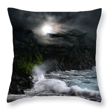 The Supreme Soul Throw Pillow
