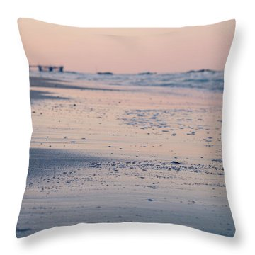 The Sweat Of Earth Throw Pillow by Andrea Mazzocchetti