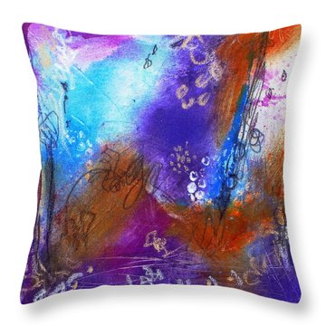 The Sweetest Taboo Throw Pillow