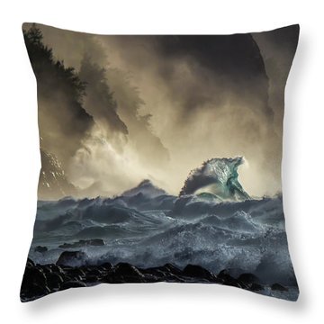 Tempest Throw Pillows