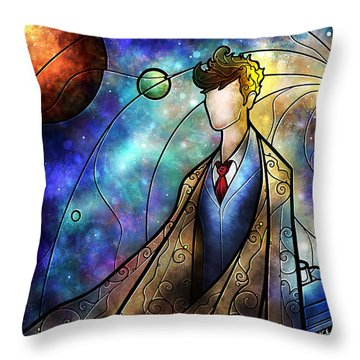The Tenth Throw Pillow