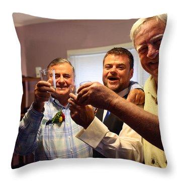 The Toast Throw Pillow