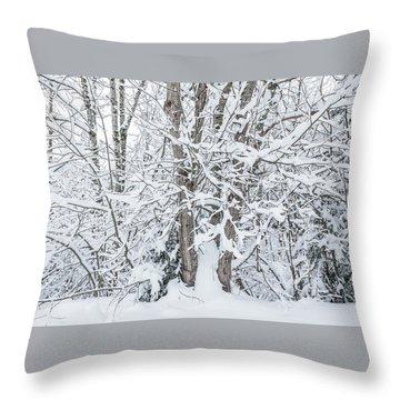 The Tree- Throw Pillow