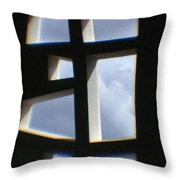 The Tree Of Life- Arizona Memorial- Pearl Harbor- Hawaii Throw Pillow