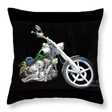 The True Love Of His Life Throw Pillow by Blair Stuart