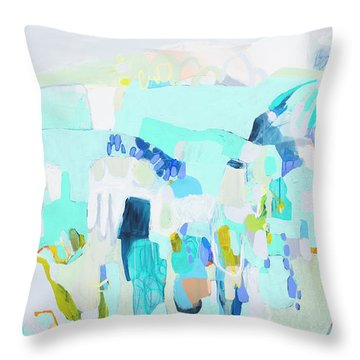 The Truth Of Ruth Throw Pillow