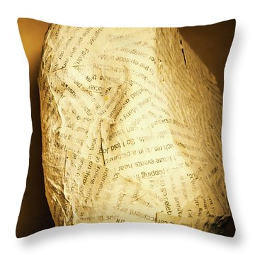 Novel Throw Pillows