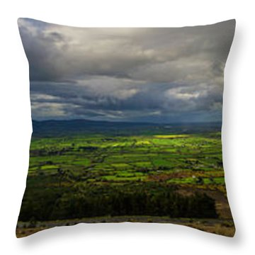The Vee  Throw Pillow