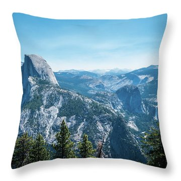The View- Throw Pillow