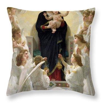 Jesus Throw Pillows