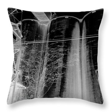 The Virus Throw Pillow