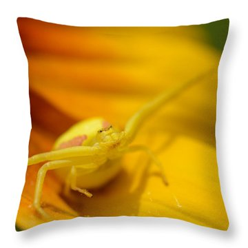 The Wait Throw Pillow