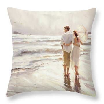 The Way That It Should Be Throw Pillow