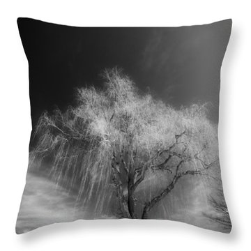 The Willow Throw Pillow
