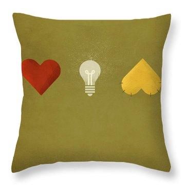 Digital Throw Pillows