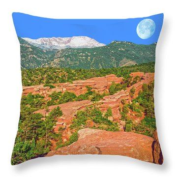 The World Is Not Comprehensible, But It Is Embraceable, Wrote The German Philosopher, Martin Buber.  Throw Pillow