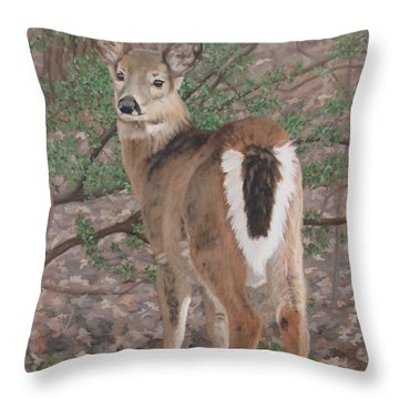 The Yearling Throw Pillow