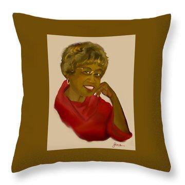 Thelma Throw Pillow