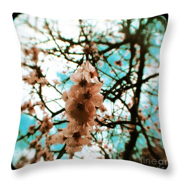 Therapy Throw Pillow by Andrew Paranavitana