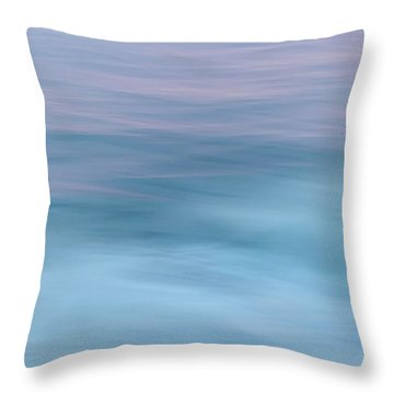 There Is A Calm Throw Pillow