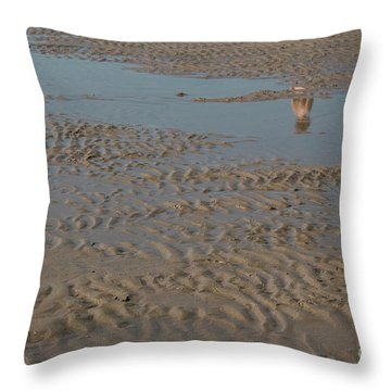 There Once Was A Boy... Throw Pillow