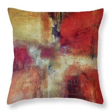 There's Always A Way Throw Pillow by Filomena Booth