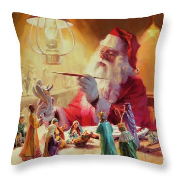 These Gifts Are Better Than Toys Throw Pillow