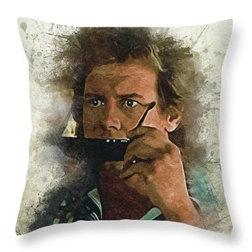They Live? Throw Pillow